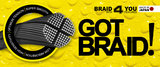 GOT BRAID! - Weed Green 300 m_