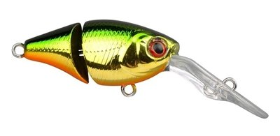 Trout Master Joint Crank 35 Green Gold