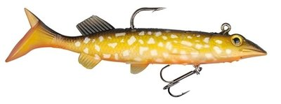 Super Natural Pike Yellow Pike Jig 12cm - 29gr