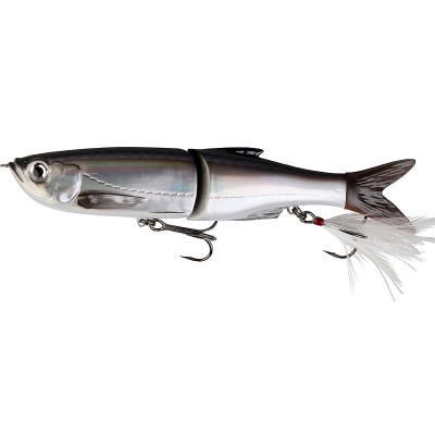 3D Bleak Glide Swimmer 16.5 cm / 49 g Dirty Silver