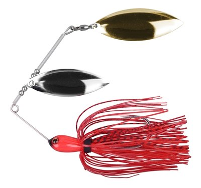 Ringed Spinnerbait 14g Fire claw