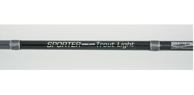 Spro Sporter CF Parabolic Trout UL