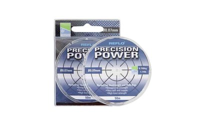 Preston REFLO PRECISION POWER 50m