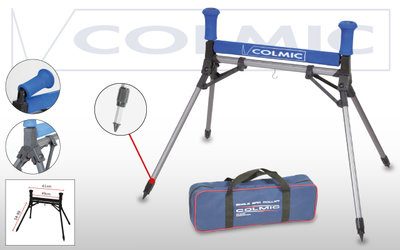 COLMIC BAR ROLLER SINGLE