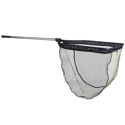 Spro Folding Predator Net Rubber Dip/ Folding Predator Net Snagless