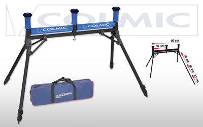 COLMIC BAR ROLLER COMPETITION 30 cm + 30 cm