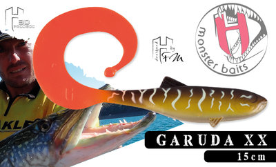 Colmic Garuda XX 15 cm