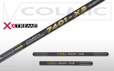 Pack 7401 X3 11.50m
