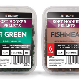 Preston SOFT HOOKER PELLETS