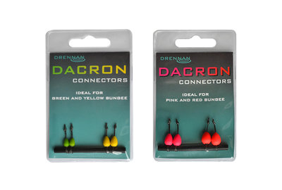 DR Dacron Connector green