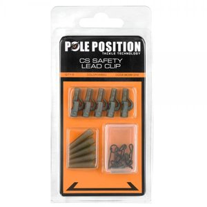 CS safety lead clip set silt