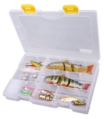Foedralen, tassen & tackle box