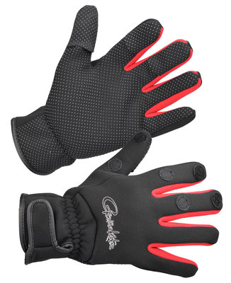 Gamakatsu Power thermal gloves / handschoenen