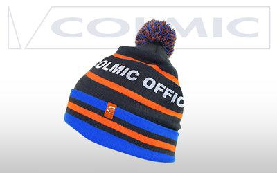 Colmic muts met pompom-orange serie /PAPALINA BLU