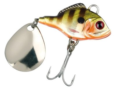 ASP Jiggin' spinner Metalic Perch