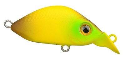 Trout Master Flat Mini Crank 30 monkey Banana
