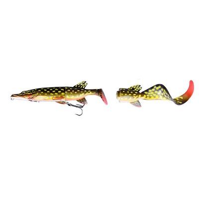 3D Hybrid Pike 17 cm/ 45g Yellow pike
