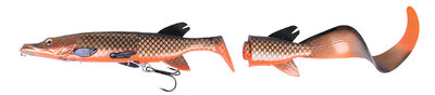 3D Hybrid Pike 17 cm/ 45g Red Copper Pike