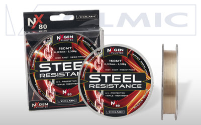 cOLMIC NX80 – STEEL RESISTANCE 150m