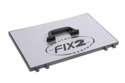 FIX2 -Deksel voor FIX2 modules