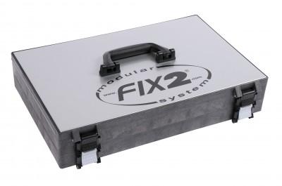 FIX2 - Onderdelen koffer met deksel
