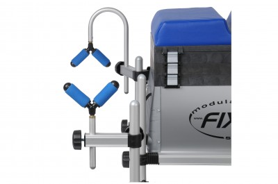 FIX2 - FCS multi-verstelbare kit hengelsteun V-roller