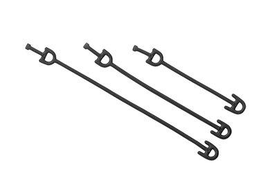 Soft stretch anchors