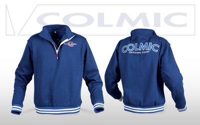 COLMIC FELPA UNIVERSAL / SWEATER OFFICIAL TEAM