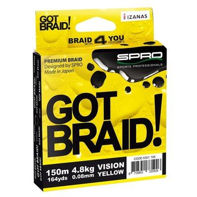 GOT BRAID! - Vision Yellow 150m