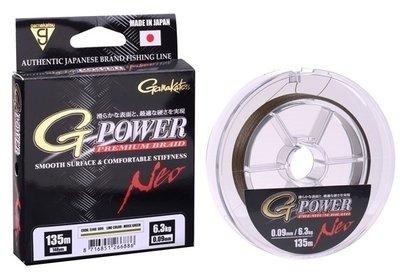 G-Power Premium Braid Neo FLUO-YELLOW