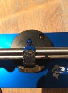 draadclips voor onderlijn machine Supercatcher (baitbandclips)