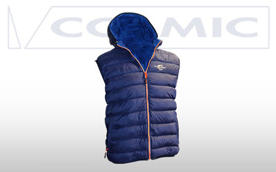 "Colmic PIUMINO DELUXE / Quilted waistcoat ""Deluxe"""