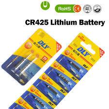 Lithium batterij 435