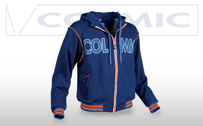 COLMIC NEW ZEALAND SWEATER Tg. M (Orange)