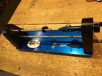 onderlijnen machine Supercatcher Pre-order !!! leverbaar JUNI