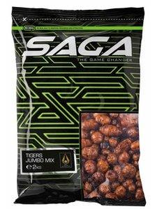 SAGA  Tigers Jumbo mix 2kg