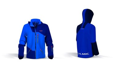 COLMIC Softshell Jacket Official Team - Large