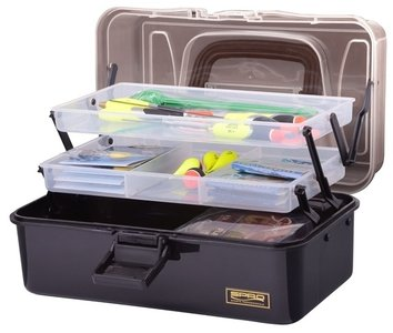 "Tackle Box 2-Tray ""M"""
