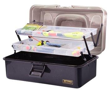 """Tackle Box 2-Tray """"L"""""""