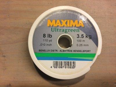 Maxima Ultragreen 100m
