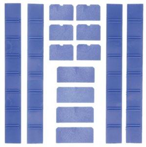 FIX 2 - set van strips VOOR TYPE 350