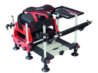 Seatbox One 2.0 Evolution limited edition Red