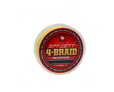 EFFZETT® 4-BRAID FLUO YELLOW