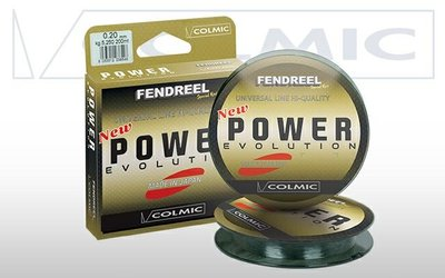 Colmic Fendreel Power Evolution 200m NEW