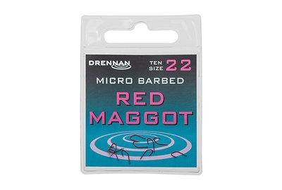 Drennan Red Maggot Micro barbed