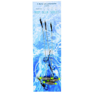 Albatros Flat out Rig 3 arms / 3 hooks   #4 - 7g