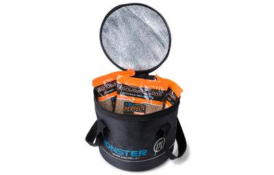 MONSTER worm and pellet bag